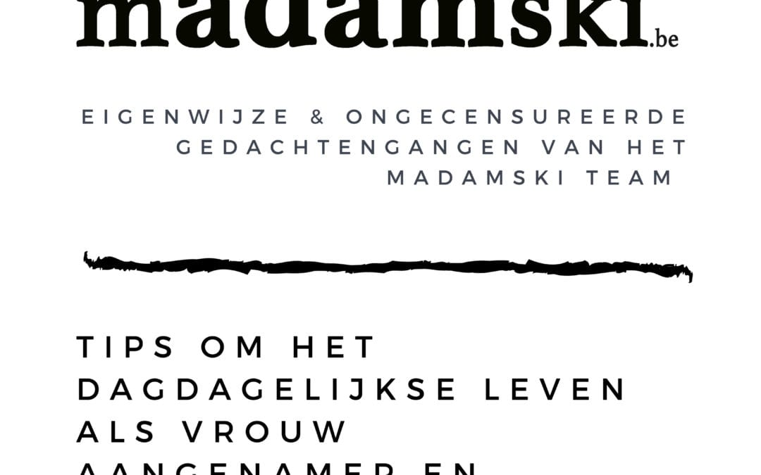 madamski podcast #makeovers #injezelfgeloven